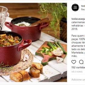 CERAFLAME - TODA CASA QUER