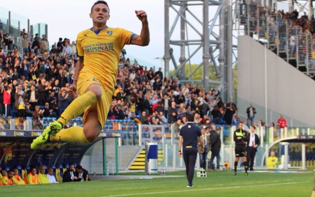 Image result for frosinone vs parma photos