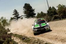 WRC Portugal - Round 5 of the World Rally Championship - Heat 1