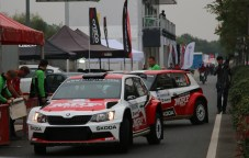 CR15 - New MRF Skoda R5 - APSMtv