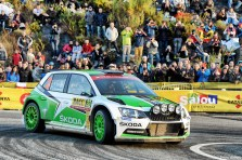 FIA WORLD RALLY CHAMPIONSHIP 2016 - WRC SPAIN