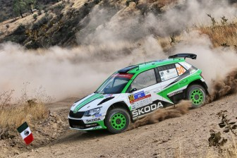 FIA WORLD RALLY CHAMPIONSHIP 2017 - WRC MEXICO