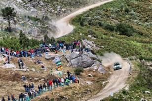 FIA WORLD RALLY CHAMPIONSHIP PORTUGAL