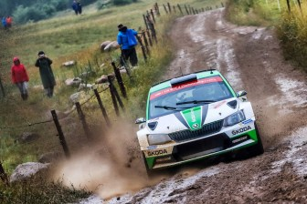 FIA WORLD RALLY CHAMPIONSHIP POLAND