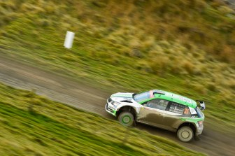 FIA WORLD RALLY CHAMPIONSHIPWALES RALLY GB