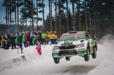 FIA WORLD RALLY CHAMPIONSHIP SWEDEN