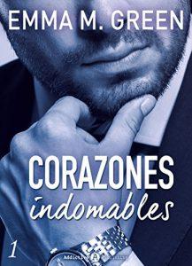 Portada novela romantica gratis corazones indomables