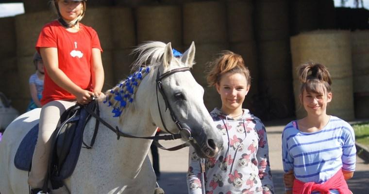 Ferien im Pony Camp