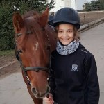 Theresa, 11 Jahre, Lieblingspony: Charly