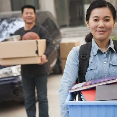 Moving Out of Your College House, Dorm, or Apartment