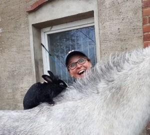 Ostern mit Pony