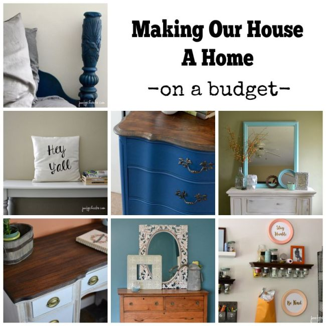 Home is Where we are Together - Mini Home Tour