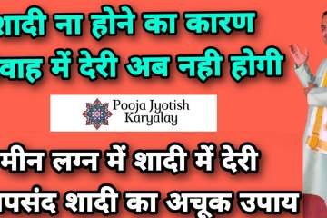 Meen lagna|Marriage solutions|Marriage Problem Solution |shadi ke upay||pooja jyotish karyalay
