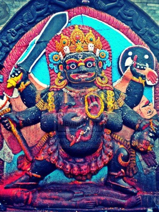 kaal bhairava