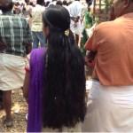 spiritual effect of women leaving their hair loose