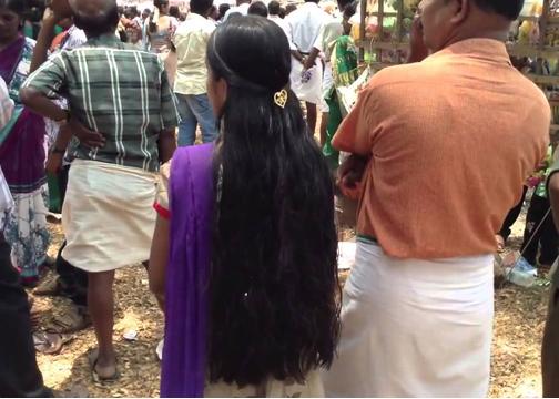 spiritual effect on women leaving their hair loose