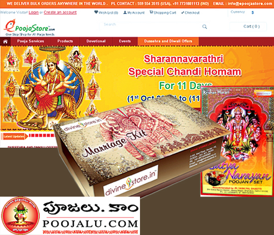 Online Pooja Services - Article