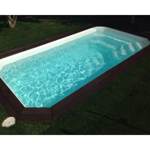 piscine coque polyester prix coque