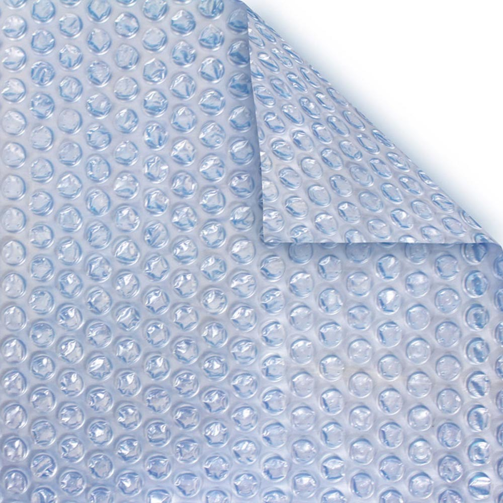 Pool Mate 18 X 36 Rectangle 12 Mil Clear Heavy Duty Solar Blanket Solar Blankets Pool Cover Center