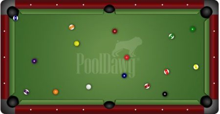 Size Does Matter   Your Guide to Pool Tables   Pool Cues and     Eight foot pool tables have more room to maneuver than bar boxes but shot  making is still relatively easy leading to more run outs