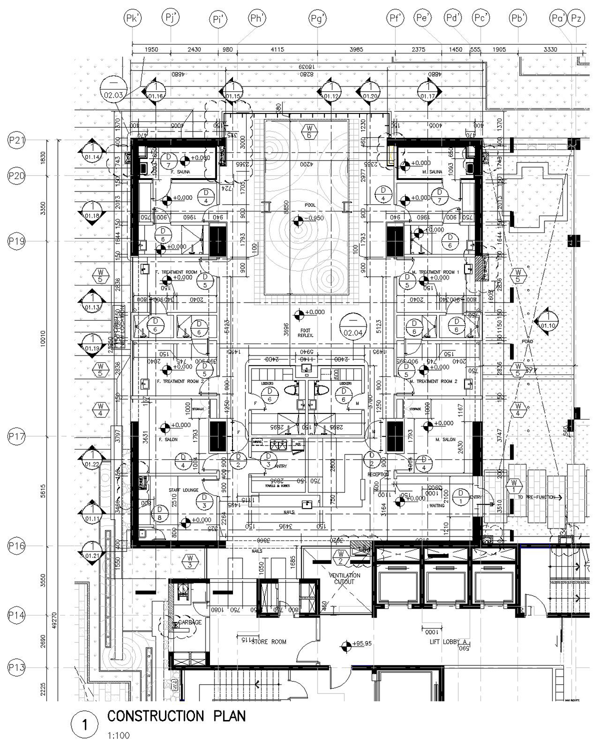 Image Result For Glass Door Section Technical Drawings T