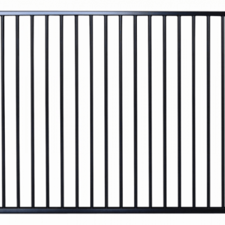 Aluminium Pool Fencing Panels 2450x1200