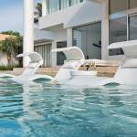 Ledge Lounger Signature In Pool Deep Chaise Lounge Pool Furniture Supply Pool Furniture Supply