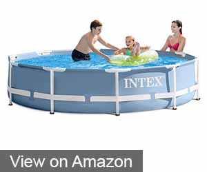 Intex Prism Frame Pool Set with Filter Pump