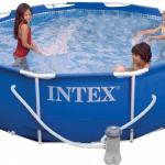 ntex pool reviews metal frame