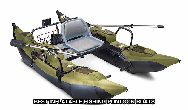 BEST INFLATABLE FISHING PONTOON BOATS