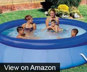 Summer Escapes Quick Set Ring Pool