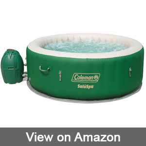 Coleman SaluSpa 4-6 Person Hot Tub Spa