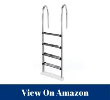 above ground pools ladder