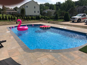 Orange County Ny Raleigh Nc In Ground Pool Semi Inground