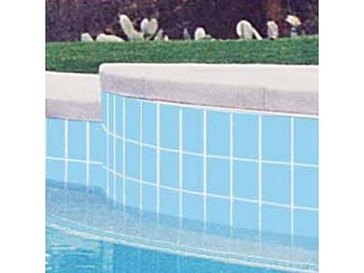national pool tile 6x6 solids series glossy light blue m6761pg