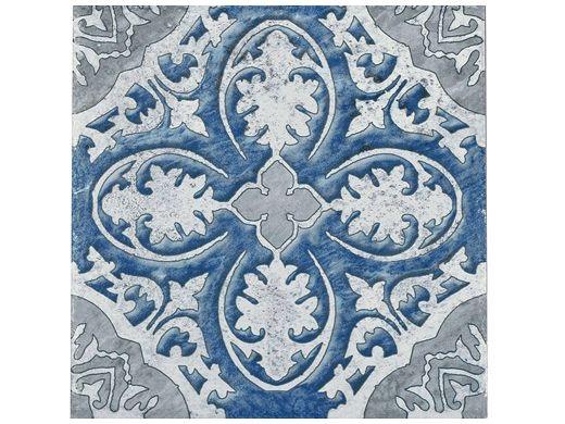 national pool tile marblestone 6x6 series blue gray pattern mbs ptrn