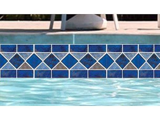 national pool tile martinique series royal blue mar35