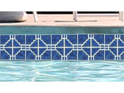 national pool tile moonbeam series lake blue me44