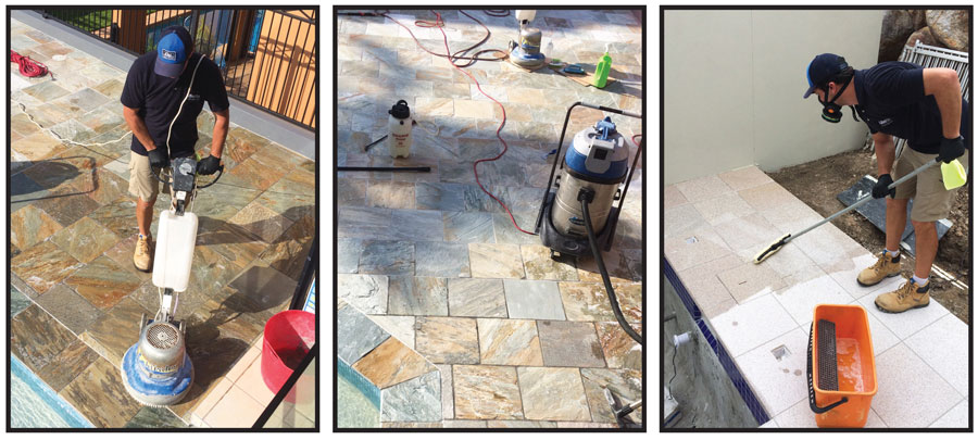 care and maintenance of natural stone