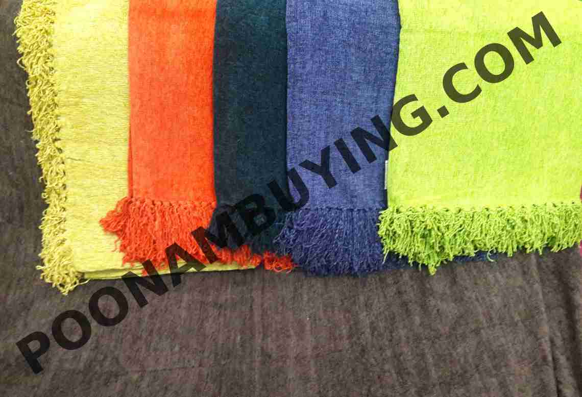 Chenille Throw Image