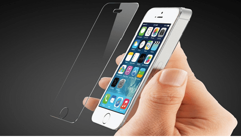 Guard the iPhone Screen with High Quality Screen Protector