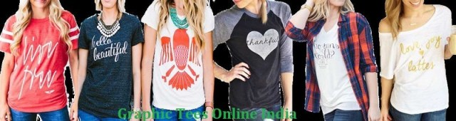 Graphic Tees Online India – Give Some Laughter to Everyone