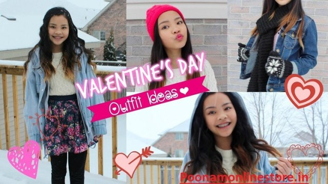 15 Outfit Ideas for Valentine's Day