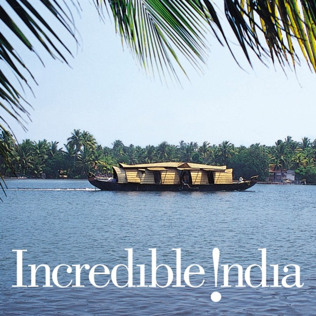 Incredible India Poster - Kerala