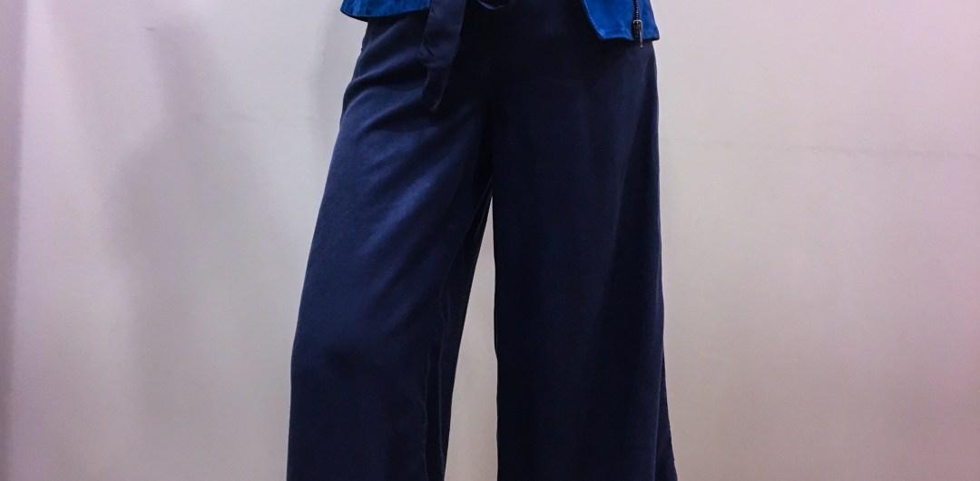 Pantalon culotte chez NAF NAF