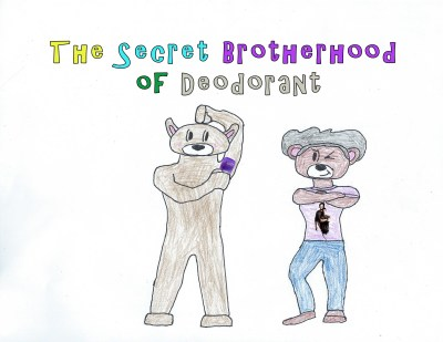 The Secret Brotherhood of Deodorant