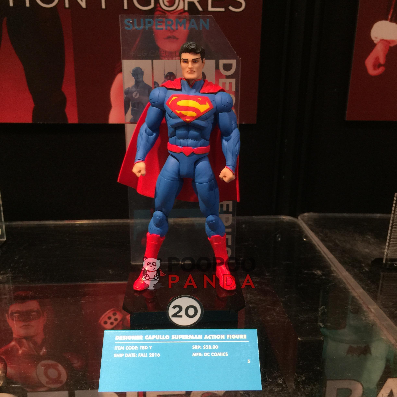 Cast Superman 2016
