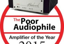 Poor Audiophile Amplifier of the Year: Benchmark AHB2 Power Amplifier