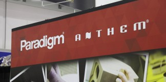 Anthem's CEDIA 2016 booth