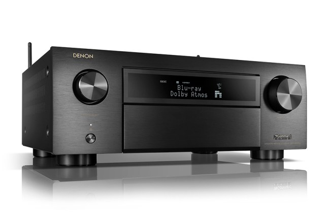 Denon's AVR-X6500H will be upgradable to Airplay 2 via a firmware update.